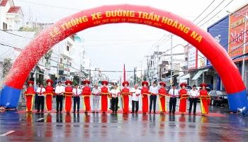 Cần Thơ: Thông xe tuyến đường Trần Hoàng Na gần 200 tỷ đồng
