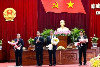 Chủ tịch và các Phó Chủ tịch HĐND và UBND thành phố Cần Thơ tái đắc cử
