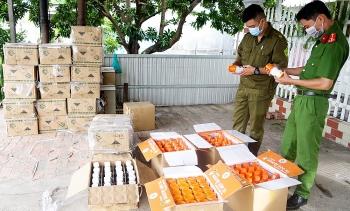Phát hiện lượng lớn thuốc bảo vệ thực vật nhập lậu