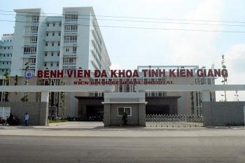 Phong toả Bệnh viện Đa khoa Kiên Giang, do xuất hiện 8 trường hợp nghi mắc Covid-19