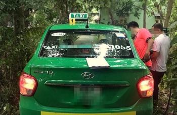 Bắt đối tượng cướp taxi ở Cần Thơ