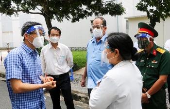 Tỉnh Kiên Giang cần hạn chế tối đa ca bệnh chuyển từ nhẹ sang nặng và từ nặng đến tử vong