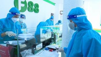 Bạc Liêu khám xét chi nhánh công ty tài chính F88, nơi làm lây lan dịch bệnh