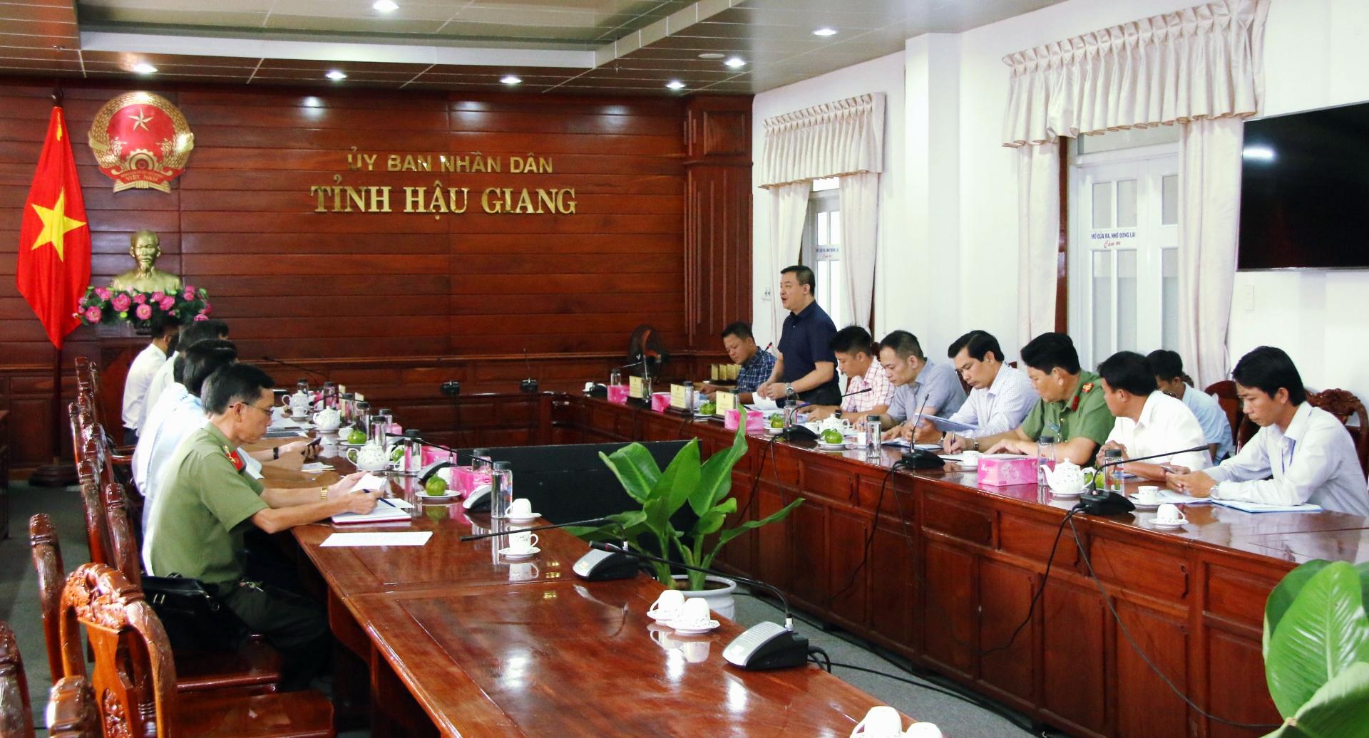 phi chinh phu nuoc ngoai da va dang trien khai 217 du an tai hau giang
