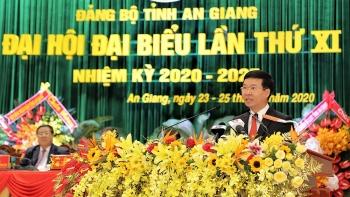 Chính thức khai mạc Đại hội Đại biểu Đảng bộ tỉnh An Giang lần thứ XI