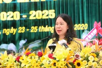Bà Võ Thị Ánh Xuân tái đắc cử chức Bí thư Tỉnh uỷ An Giang