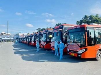Bạc Liêu sẽ đón hơn 250 công dân ở TP HCM về địa phương