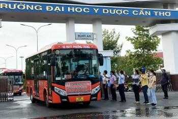 Hơn 1200 tình nguyện viên hỗ trợ thành phố Cần Thơ chống dịch Covid-19