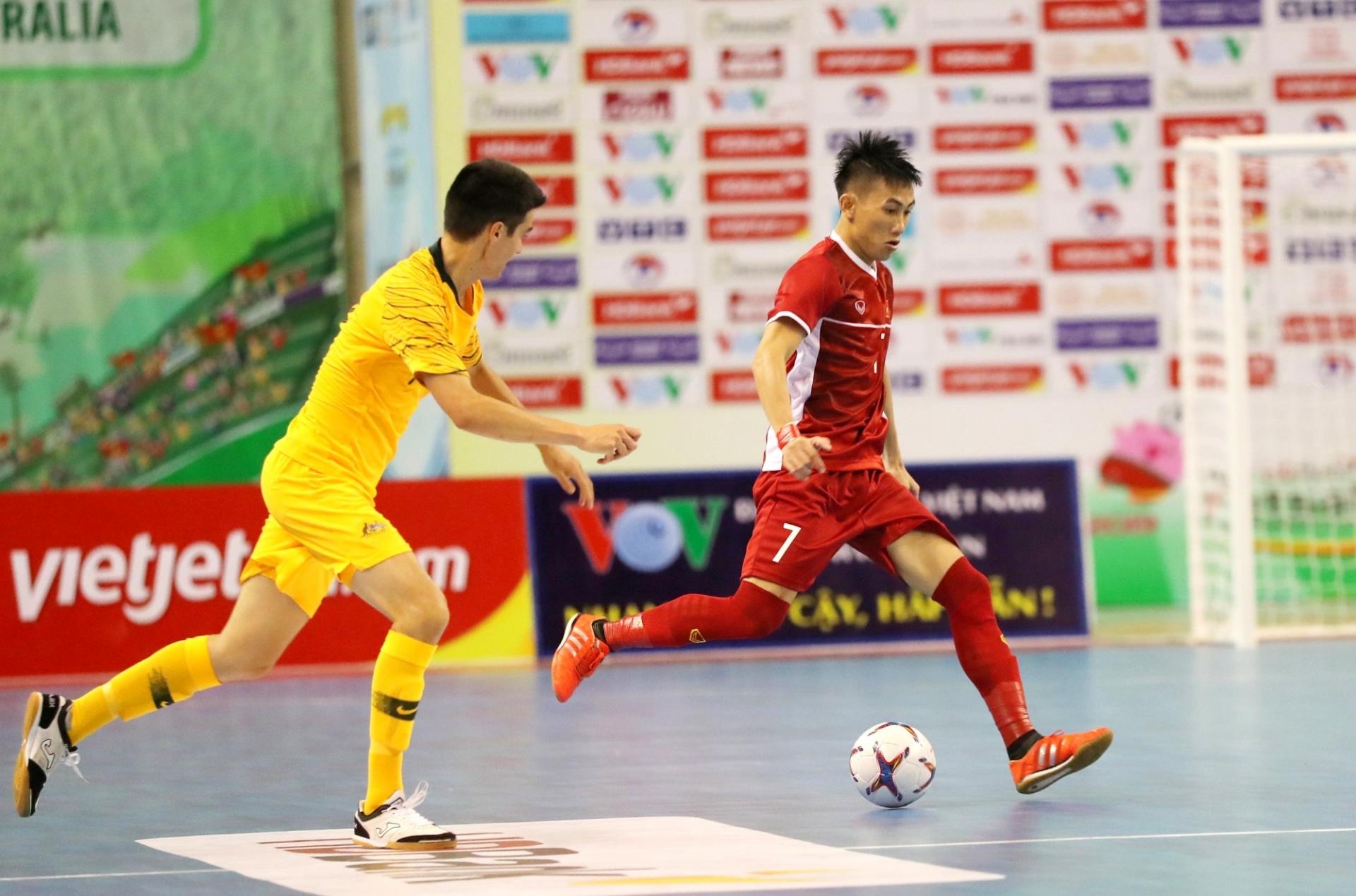 thang uc duong den world cup cua futsal viet nam khong con xa