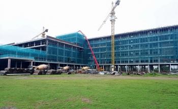 Cần Thơ: Bệnh viện Ung bướu 500 giường được Hungary tài trợ sẽ hoàn thành trong năm 2021