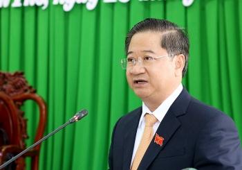 Ông Trần Việt Trường được bầu giữ chức Chủ tịch UBND TP Cần Thơ