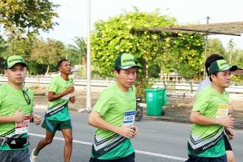 Hậu Giang: Bí thư Tỉnh ủy cùng 7200 vận động viên chạy Marathon chống biến đổi khí hậu