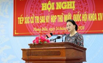 Chủ tịch Quốc hội: Giảm thu nhưng không giảm chi cho an sinh xã hội
