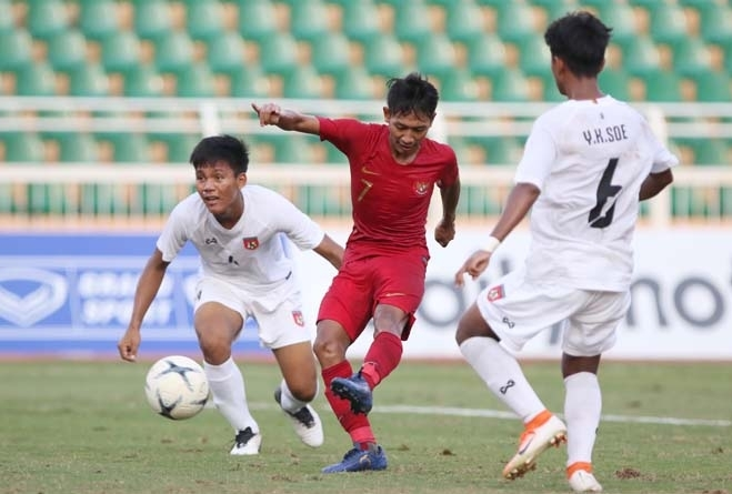 nhan dinh u22 myanmar vs u22 indonesia ban ket sea games 30 duyen no trung phung