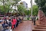 Kỷ niệm 165 năm ngày sinh anh hùng Cuba José Martí tại Hà Nội