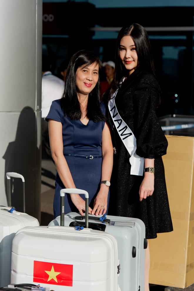 le au ngan anh len duong sang philippines du thi miss intercontinental du khong duoc cap phep