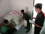 Bộ đội Biên phòng An Giang liên tiếp bắt 3 vụ buôn lậu