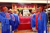 Lễ hội làng Dừa: nét đẹp văn hóa tâm linh khi xuân về