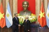 Hướng tới thiết lập quan hệ đối tác chiến lược Việt Nam - Argentina