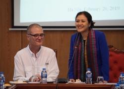 Việt Nam trân trọng những đóng góp của Peace Trees Vietnam trong nỗ lực hàn gắn chiến tranh