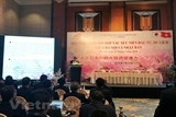 5 biên bản hợp tác được ký kết tại Hội nghị xúc tiến đầu tư, du lịch Hà Nội và Nhật Bản