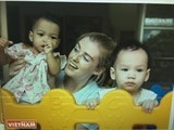 saigonchildren xay dung ngoi truong thu 200 cho tre em viet nam
