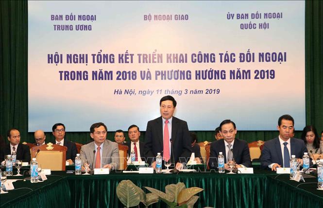 5 nhiem vu lon trong cong tac doi ngoai nam 2019