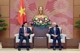 Uỷ ban Hoà bình Việt Nam và Hoà Tài cần tích cực hợp tác trên các diễn đàn quốc tế đa phương