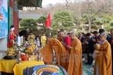 Đại lễ cầu siêu 64 liệt sĩ đảo Gạc Ma tại Hàn Quốc