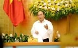 thu tuong nguyen xuan phuc co gang duy tri tang truong cao phan dau de nguoi dan song an toan hanh phuc