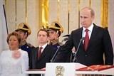 Tổng thống Nga Putin tuyên thệ nhậm chức, hướng tới 24 năm cầm quyền