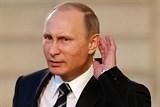 Tổng thống Nga Putin lo ngại lá chắn tên lửa của Mỹ