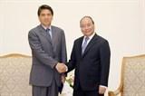 Thủ tướng Nguyễn Xuân Phúc tiếp Đại sứ Hy Lạp tại Việt Nam
