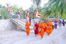 nghi thuc tu bao hieu tai chua khmer o an giang