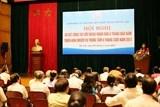 HAUFO phát huy vai trò là cầu nối mở rộng quan hệ giữa Hà Nội với các nước trên thế giới