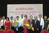 Ông Nguyễn Viết Thảo tái đắc cử Chủ tịch Hội Hữu nghị Việt Nam - Cuba thành phố Hà Nội nhiệm kỳ 2017 - 2022