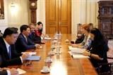 Phó Thủ tướng Phạm Bình Minh lần đầu tiên thăm Romania
