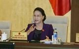 Chủ tịch Quốc hội: Vị trí Cảnh sát Biển Việt Nam là lực lượng vũ trang