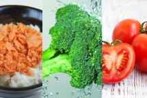 6 thực phẩm đẩy lùi ung thư vú