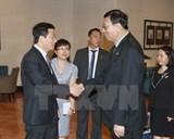 Tăng cường hợp tác giữa cơ quan lập pháp Việt Nam và Thái Lan