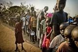Một triệu người Nam Sudan phải tới Uganda tị nạn vì nội chiến