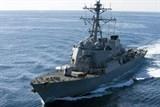 Tàu chiến Mỹ va chạm tàu chở dầu, 10 thủy thủ mất tích