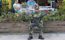 Bất ngờ Quân đội Lào sở hữu súng trường tiến công hiện đại: Đặc công trang bị là nhất