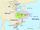 Bão số 3 giật cấp 10, cách bờ biển Đà Nẵng - Quảng Ngãi hơn 200km