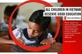 Mọi trẻ em đều xứng đáng được hưởng nền giáo dục chất lượng