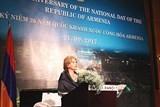 Kỷ niệm 26 năm Quốc khánh Cộng hòa Armenia tại Hà Nội