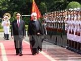 Việt Nam và Iran tăng cường hợp tác song phương trên nhiều lĩnh vực