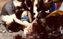 Hà Nội: Cô gái trẻ nghi bị người yêu cũ đâm gục trên phố Bùi Thị Xuân