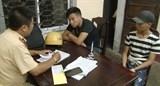 """CSGT TP.Huế vây ráp bắt giữ hơn 30 thanh thiếu niên lạng lách, nẹt pô trên phố bằng """"xe độ"""""""