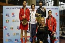 Boxing nữ Việt Nam giành HCV trên đất Bulgaria